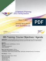 NSN IBS SVU Training V1.Ppt