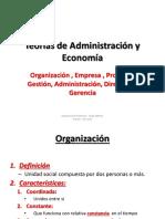 Clase 1 Conceptos Organizacion_ Empresa_ y Proyecto y Demas