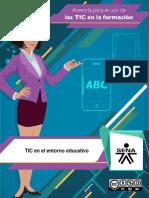 Material TIC en El Entorno Educativo