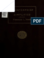 Counterpoint Simplified - Francis L. York (1907).pdf