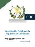 CONSTITUCIÓN POLÍTICA DE LA REPUBLICA DE GUATEMALA.docx