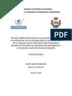 Belen_Martin_Ramos _ Evaluación Del Paisaje Ambiental