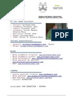Identidad Digital Profesor Jano
