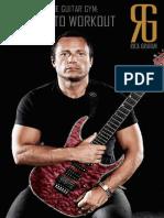 RICK the Guitar Gym Legato Workout Full PDF