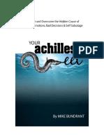 Your Achilles Eel