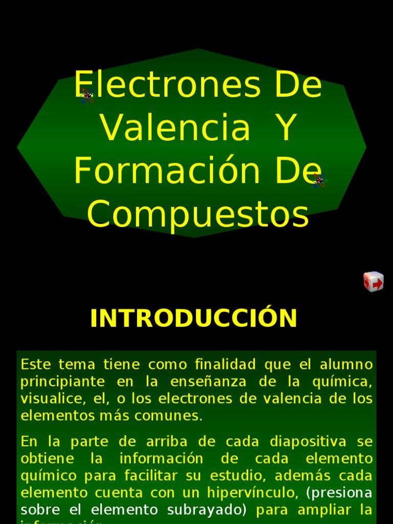 Electrones de valencia urtaz Gallery