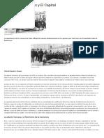 La Comuna de París y El Capital - Semanario Voz