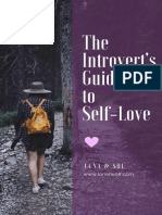 The Introvert's Guide to Self Love