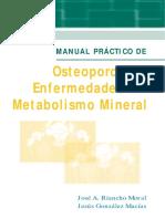 Osteoporosis y Enfermedades Metabolismo Mineral - Manual Práctico (458)