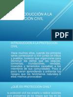 5.2 Introduccion a Laproteccion Civil