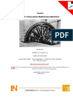 EEM 5 Three-phase Multifunction Machines (English)