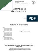 Tulburari de Personalitate (2)