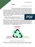 Modelo Efectividad Grupal