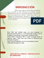 Introduccion a Visual Basic 2015