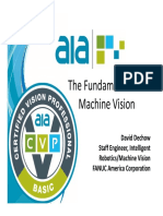 T1 the Fundamentals of Machine Vision
