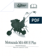 Motoazada Alpex Star Ma 600 Manual