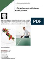 chefrecept Davy Schellemans - Chinese broccoli met verse kruiden.pdf