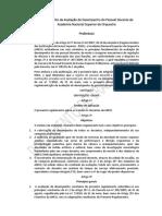 Regulamento de Avaliação de Desempenho Docente (1)