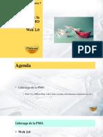 Curso PMO R2 Tema 7 - Liderazgo de La PMO - Web 2 Punto 0