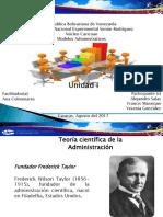 modelos administrativos unidad 1