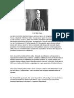Los Personajes Mas Importantes de La Revolucion Mexicana de 1910