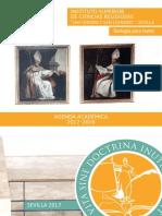 Agenda Académica 2017-18