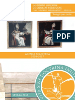 Agenda Académica 2016-17