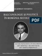 Balcanologie si politica.pdf