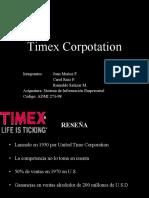 Timex MEFI Busca