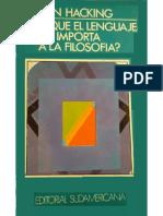 PorQueElLenguajeImportaFilosofia-IanHacking.pdf