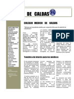 Boletin Colegio Medico SEP 17