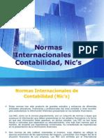 Las NIC y NIIF (1)