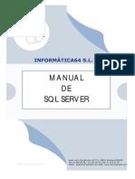Manual Qlserver