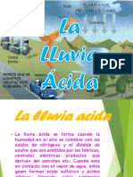 Lluvia Acida Exposicion