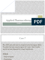 Applied Pharmacotherapy Self Medication Fixx