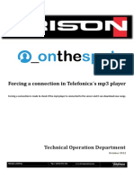 Forcing a Connection Procedure (Franchises)
