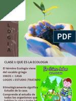 Ecologia y Ambiente Romina Rondon