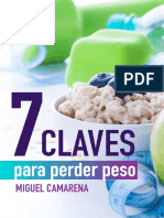 7claves Perder Peso Mayo2017