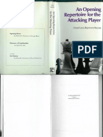 An opening repertoire for the attacking player-chess ebook by cswu - levy & keene.pdf