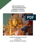 The Psychology of Tantra Jamyang LONDON JUNE 2012.pdf