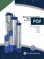 Brochure Motores Rebobinables