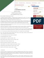 RESOLUÇÃO Nº 166, DE 15 DE SETEMBRO DE 2004 - Lex MINISTÉRIO DAS CIDADES CONSELHO NACIONAL DE TRÂNSI