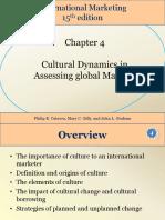 2 Student International Marketing 15th Edition Chapter 4