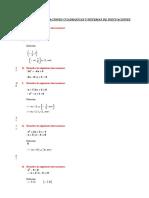 Inecuaciones Cuadraticas y Sistemas de Inecuaciones - Copia