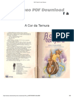 PDF Print a Cor Da Ternura