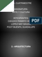 Unidad 2.- Arquitectura