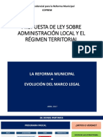 Presentacion Reforma Ley 176-07