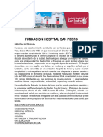 Fundacion Hospital San Pedro