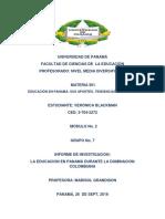 Educación de Colombia