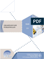 BAB 4. Organisasi & Penjadwalan